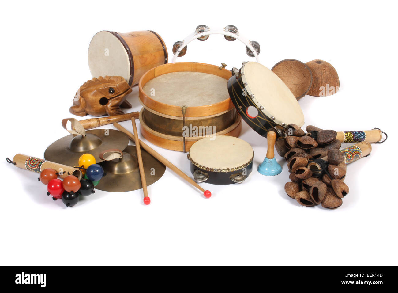 Musical instruments - Stock Image