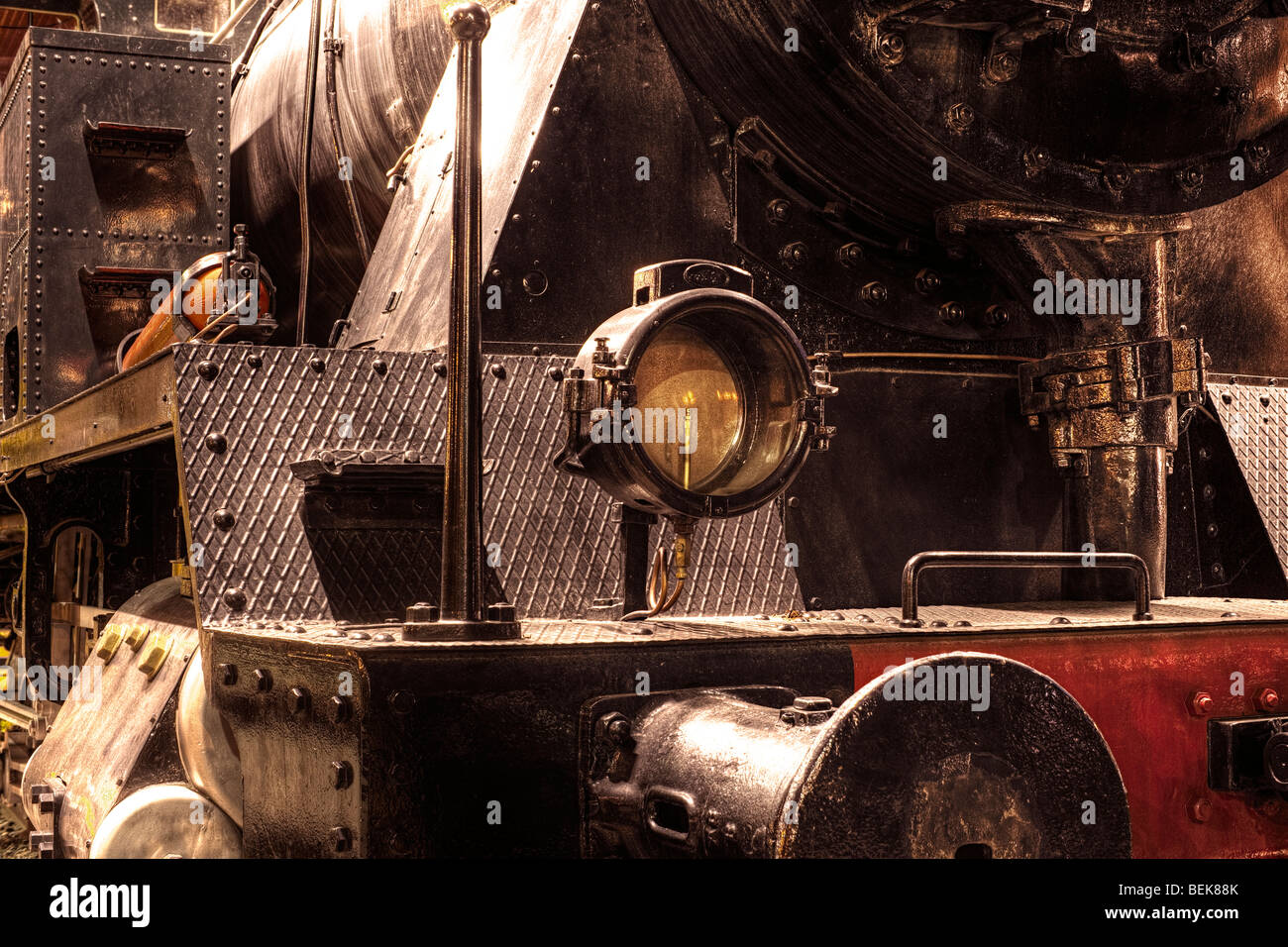 Steam locomotiveStock Photo