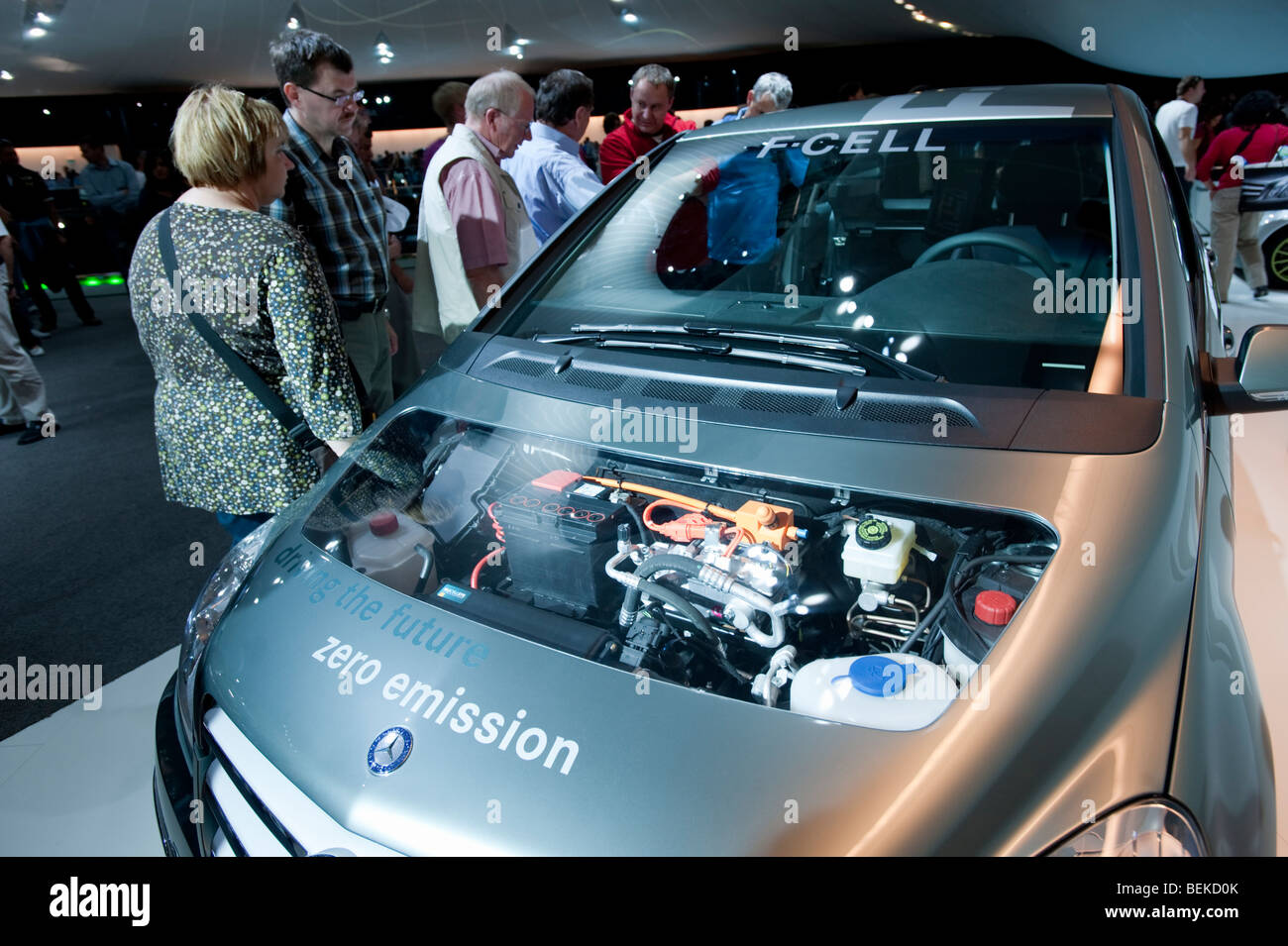 Fuel Cell Car Stock Photos & Fuel Cell Car Stock Images - Alamy
