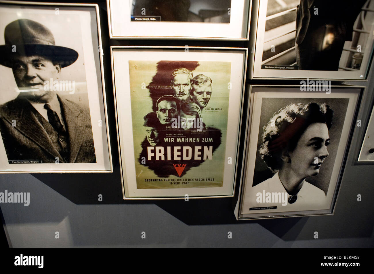 Memorial Museum-Centre for History, Caen-Normandy, France. - Stock Image