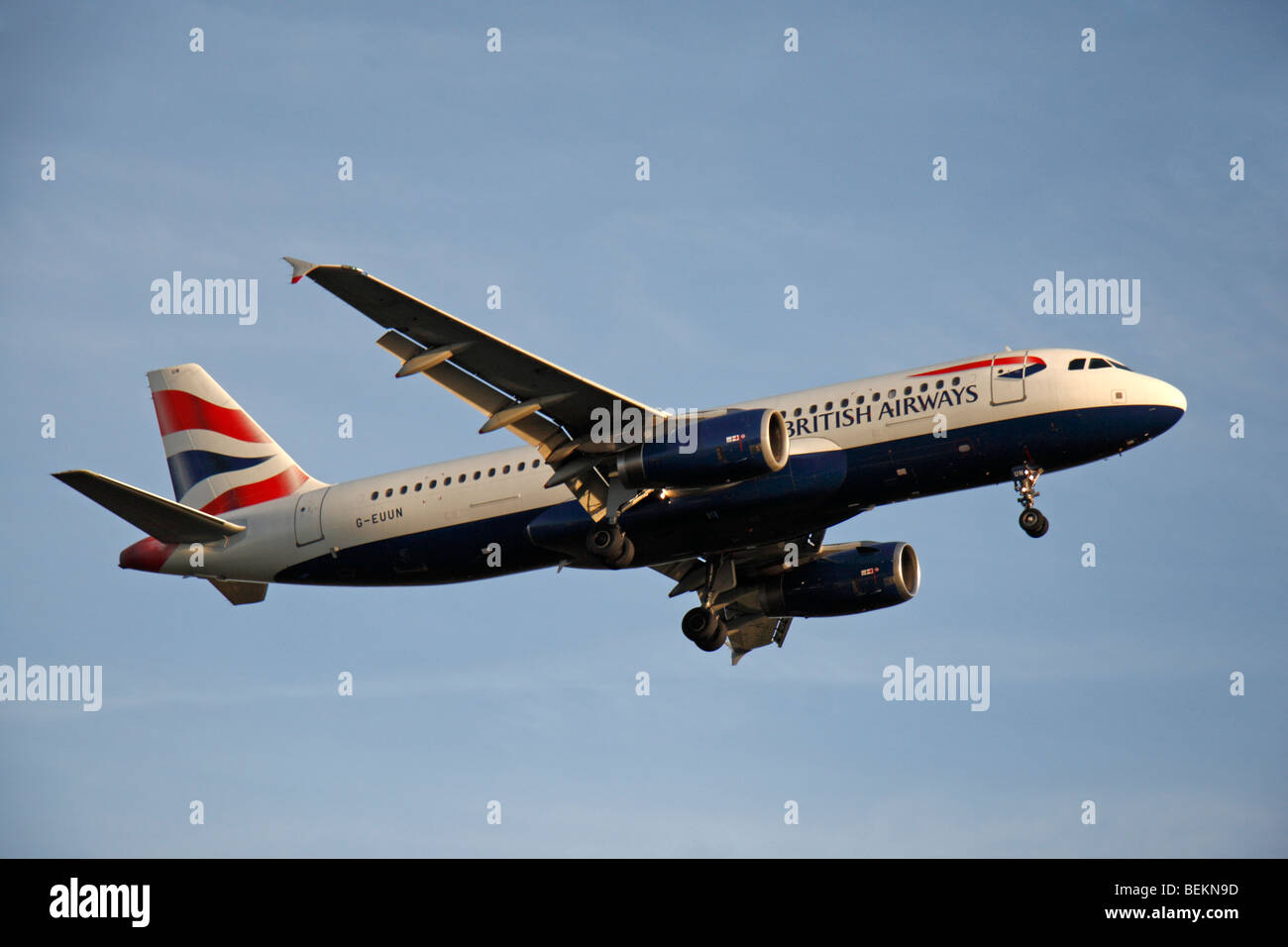Ba A320 Flying Stock Photos & Ba A320 Flying Stock Images