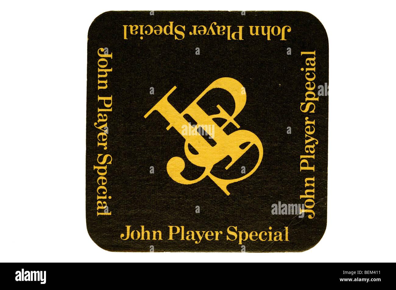 john player special JSP - Stock Image