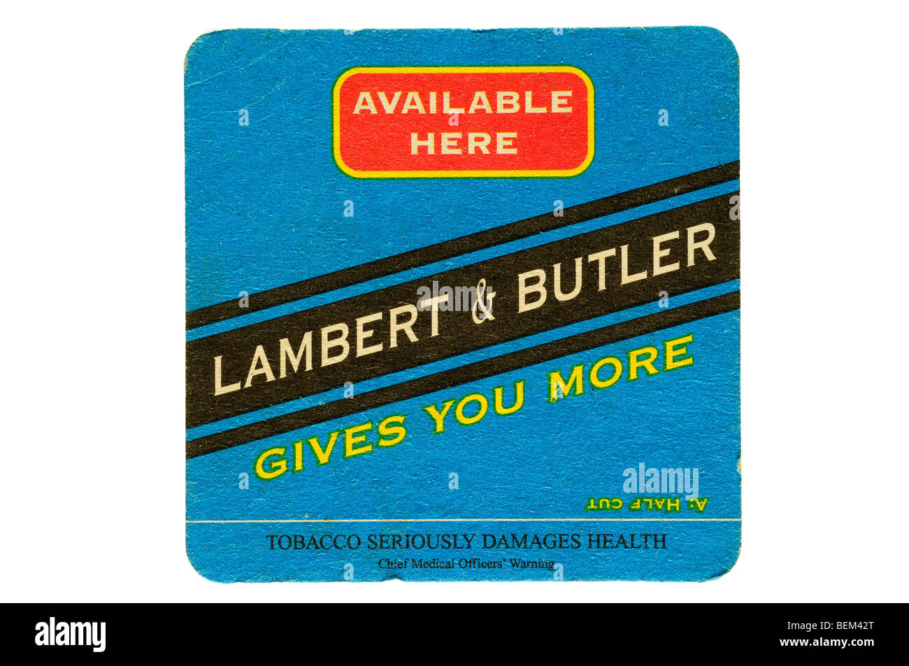 lambert and buttler gives you more - Stock Image