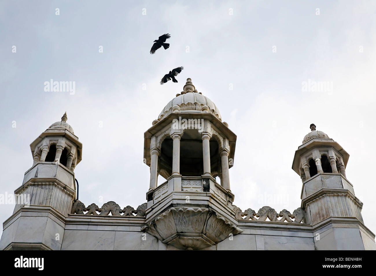 Haji Ali is a venerated tomb (dargah) of the Muslims. Not only from Mumbai people from all parts of India come to Stock Photo