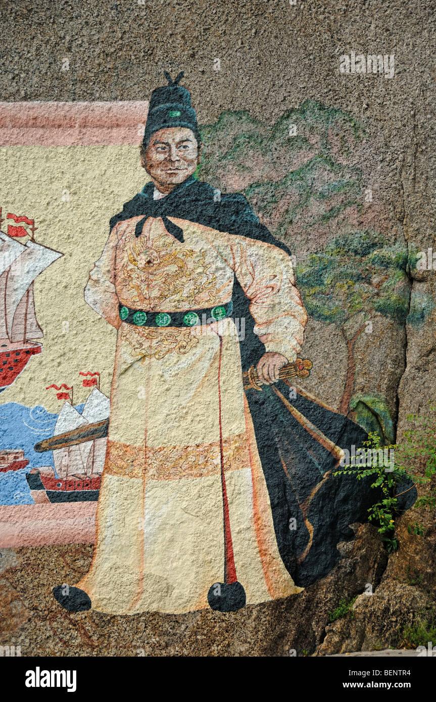 ming dynasty zheng he