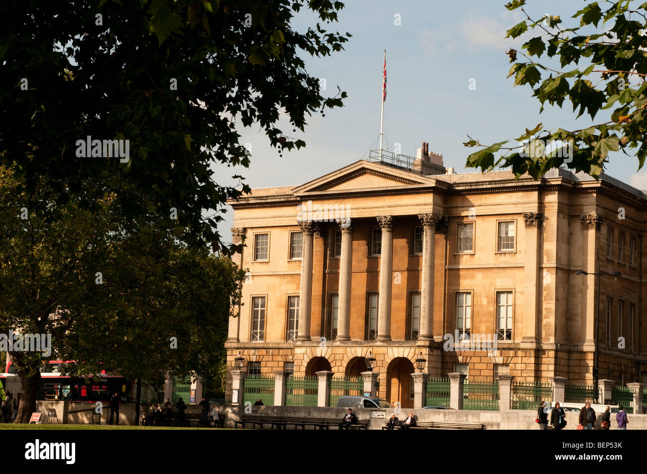 Apsley House, Wellington Museum, Westminster, London SW1 - Stock Image