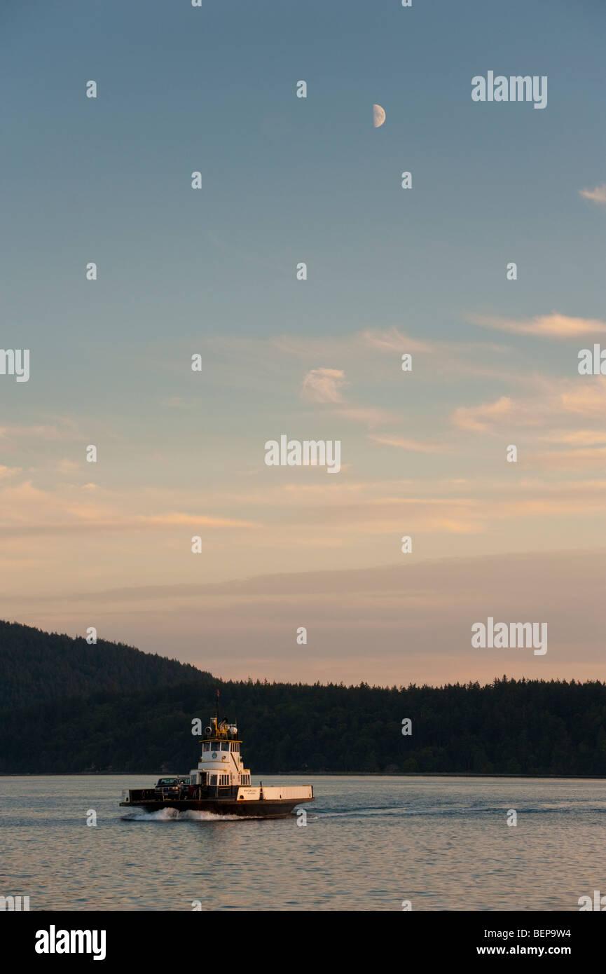 Lummi Island Washington Ferry