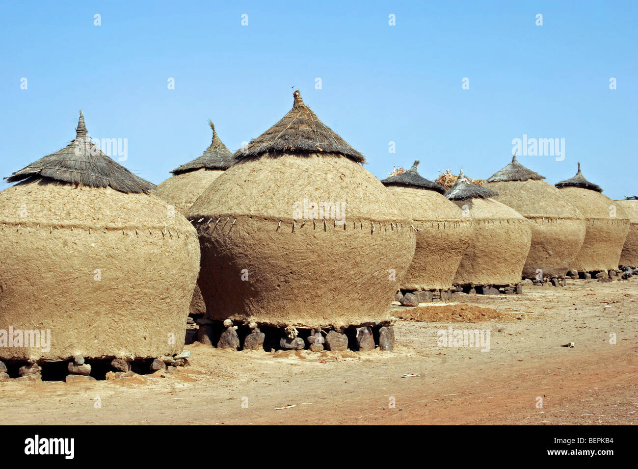 Image result for african food granaries