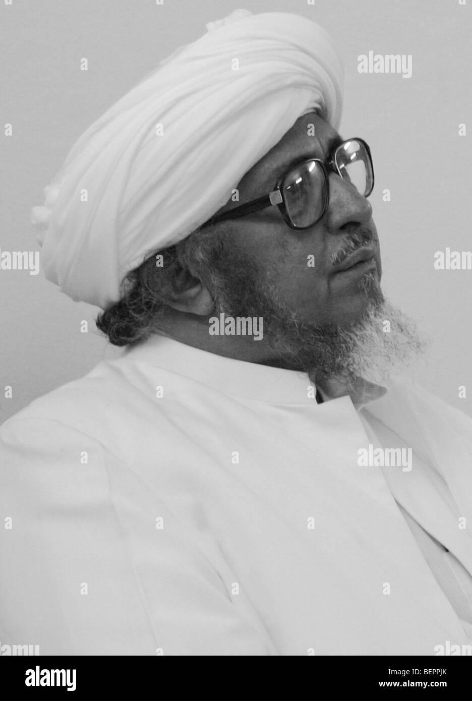 Sayyid Muhammad Alawi al-Maliki - Stock Image
