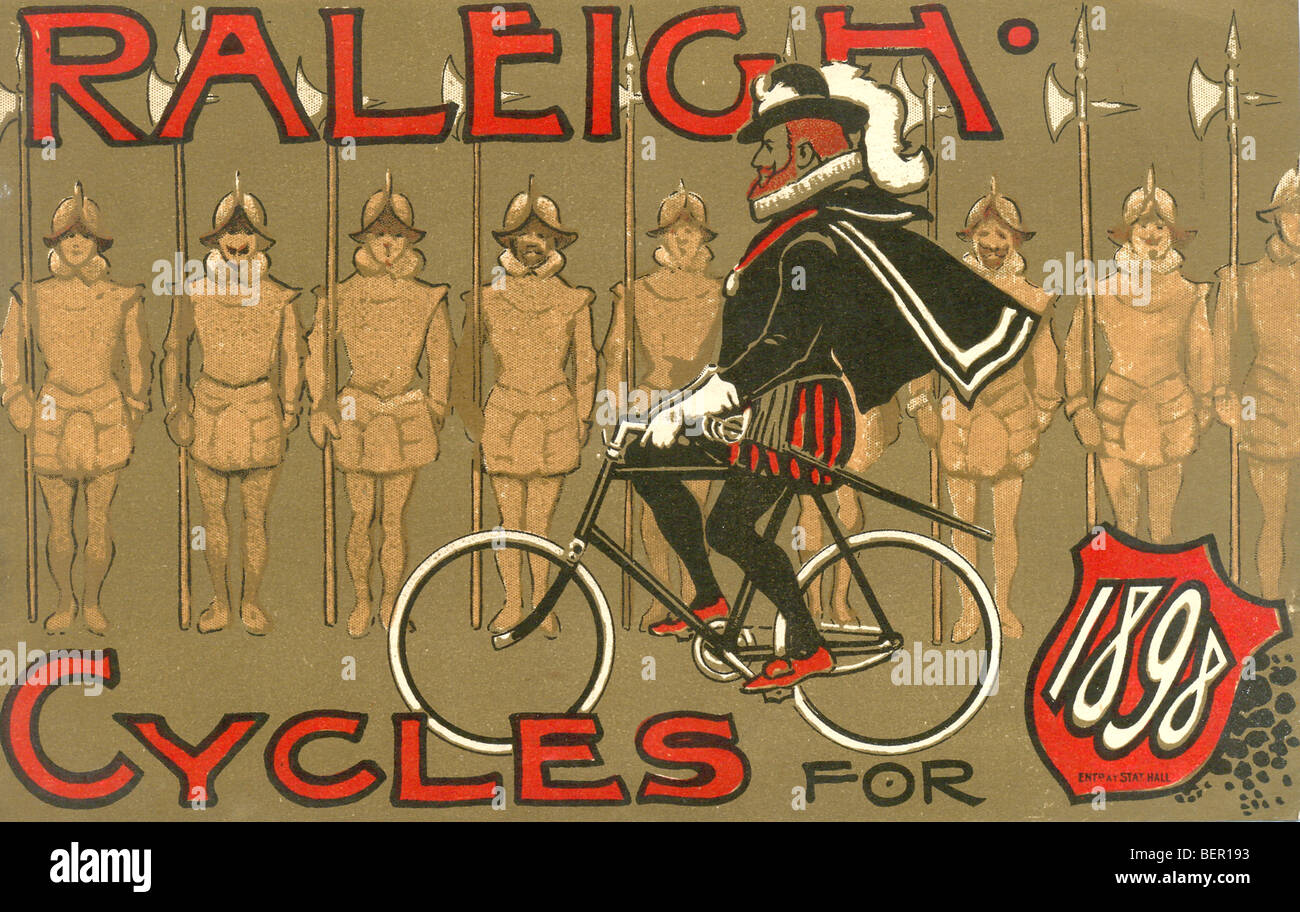 Raleigh Bicycles Stock Photos & Raleigh Bicycles Stock Images - Alamy
