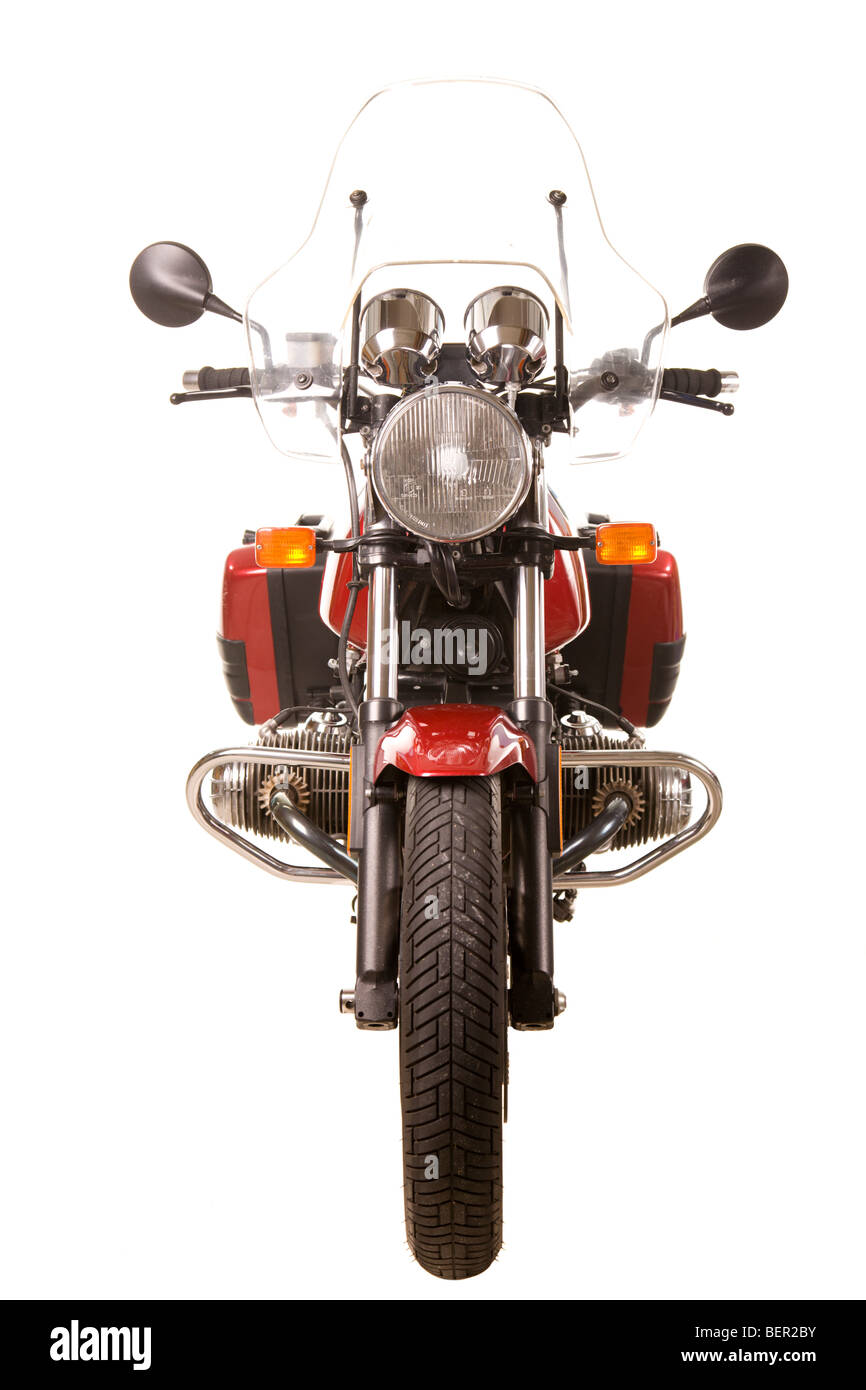 Motorcycle - Stock Image