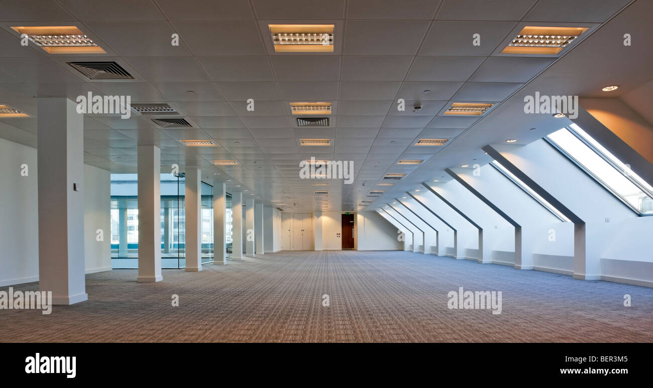 Milton Gate offices in the City of London - Stock Image