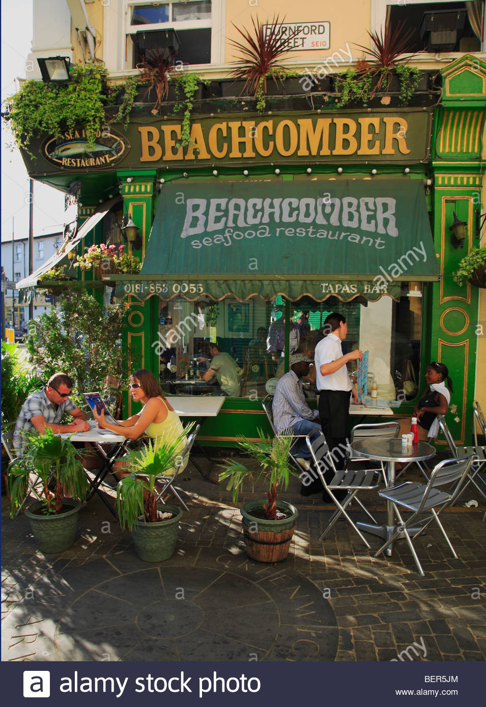 Beachcomber Restaurant Stock Photos & Beachcomber Restaurant Stock ...
