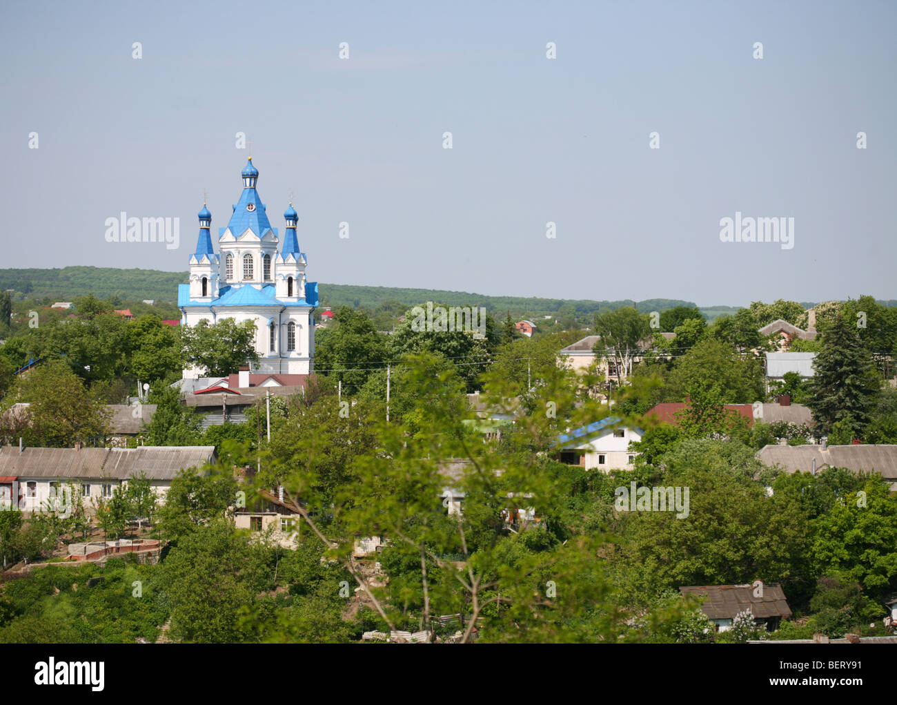 Church in Ukraine - Stock Image