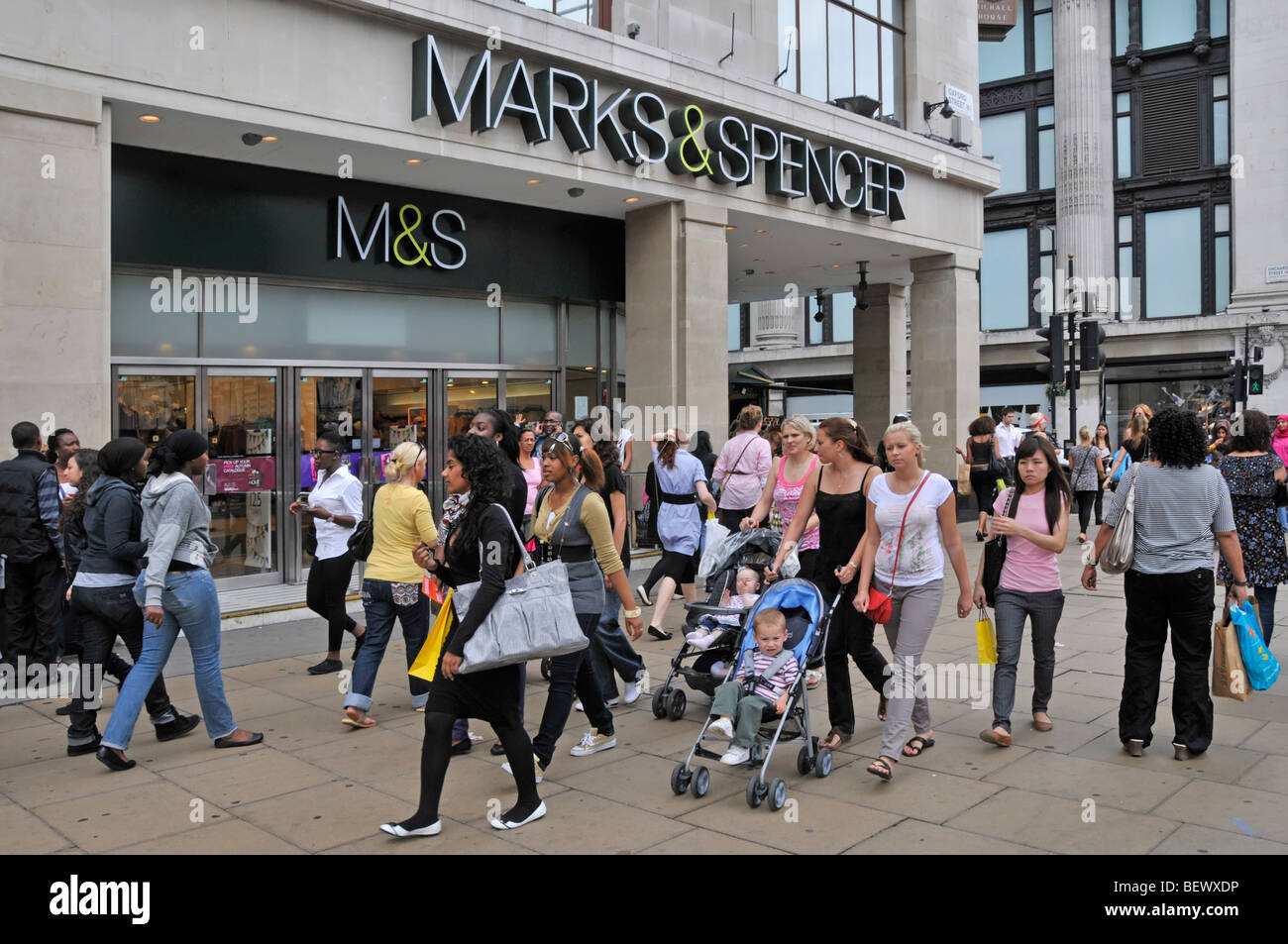 m and s oxford