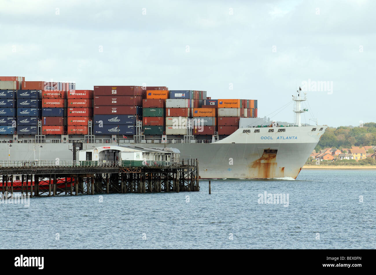 Cargo Boxes Stock Photos & Cargo Boxes Stock Images - Alamy