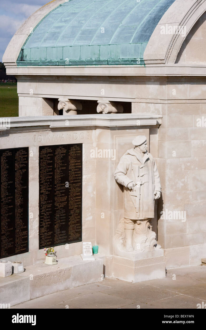War Memorial on Clarence Esplanade, Portsmouth & Southsea, England UK. Stock Photo