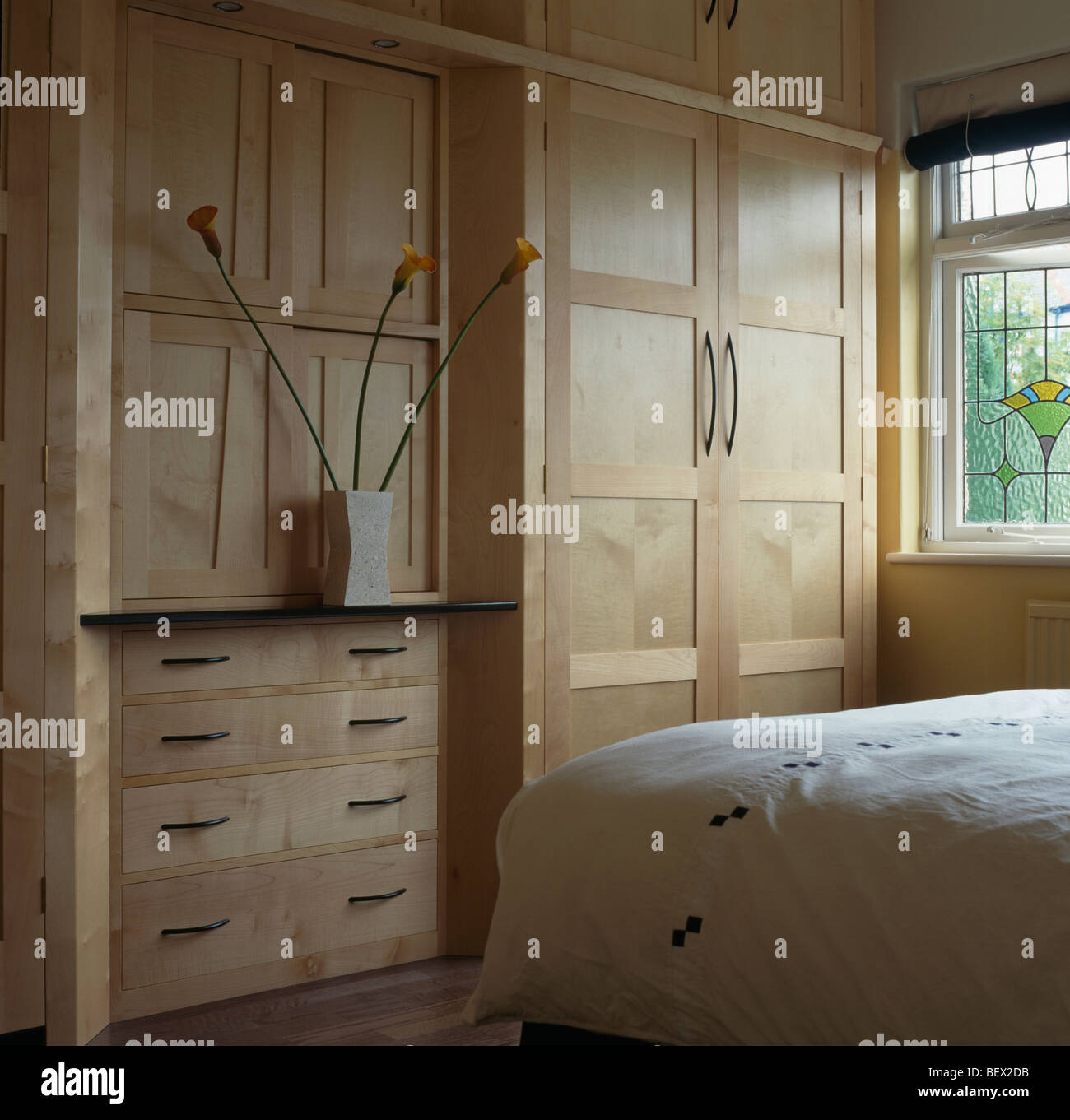 Fitted Wardrobes Stock Photos & Fitted Wardrobes Stock Images