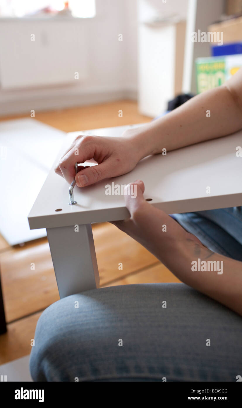 Do it yourself . - Stock Image