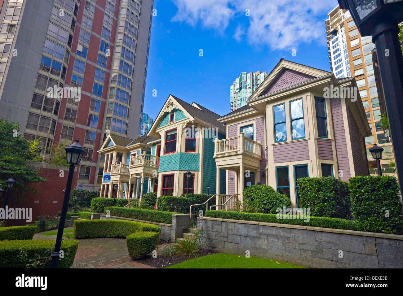 Victorian Hotel Downtown Vancouver