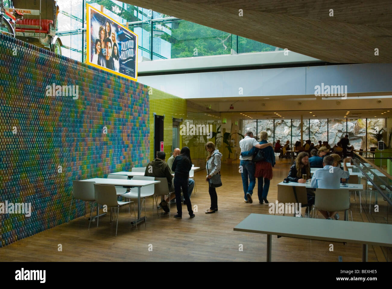 Världskulturmuseet the Museum of World Cultures in Gothenburg Sweden Europe - Stock Image