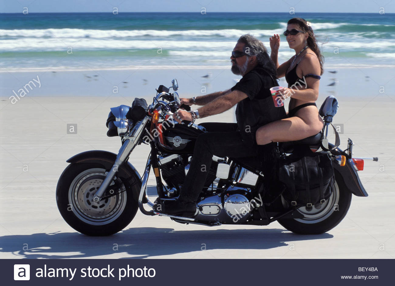 Harley Daytona Beach Florida