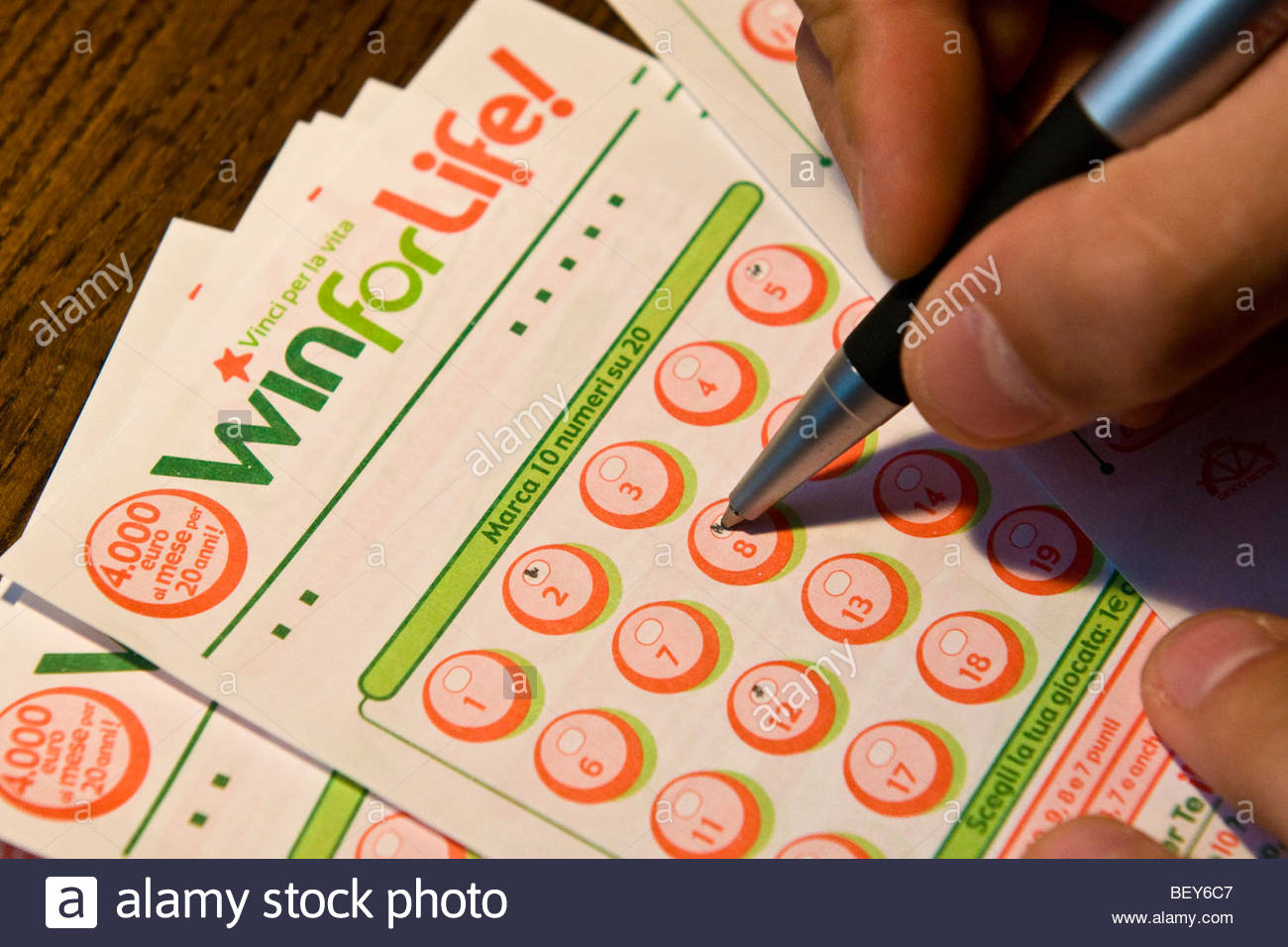 how to play set for life lottery