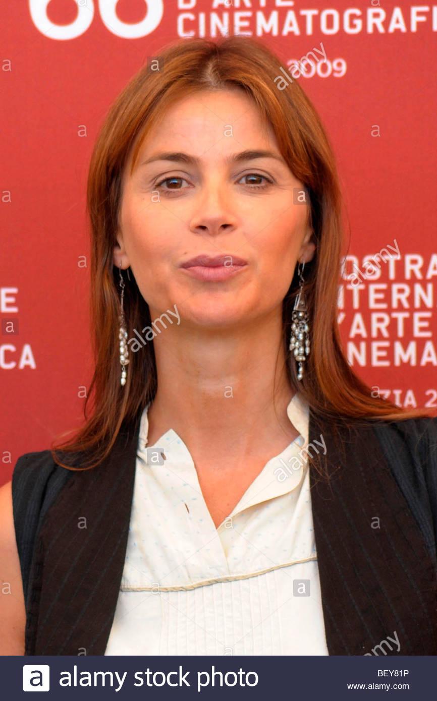 sabrina colle, venice 2009, 66th international venice film festival - Stock Image