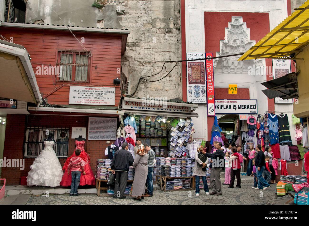 Grand Bazaar Market Dress Shop Stock Photos Amp Grand Bazaar