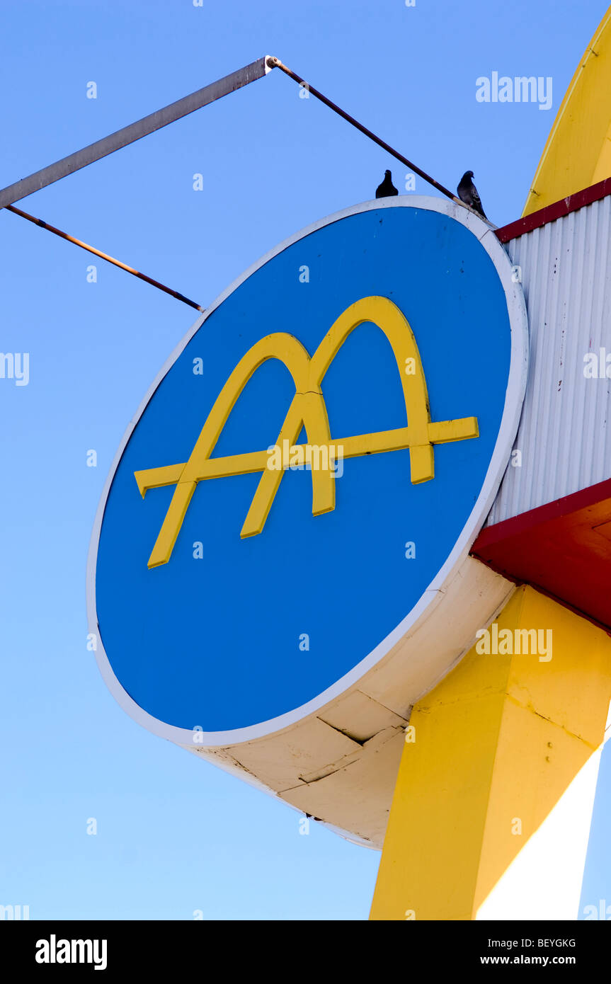 The Golden Arches A Symbol Of Mcdonalds Corp For Many Years Is