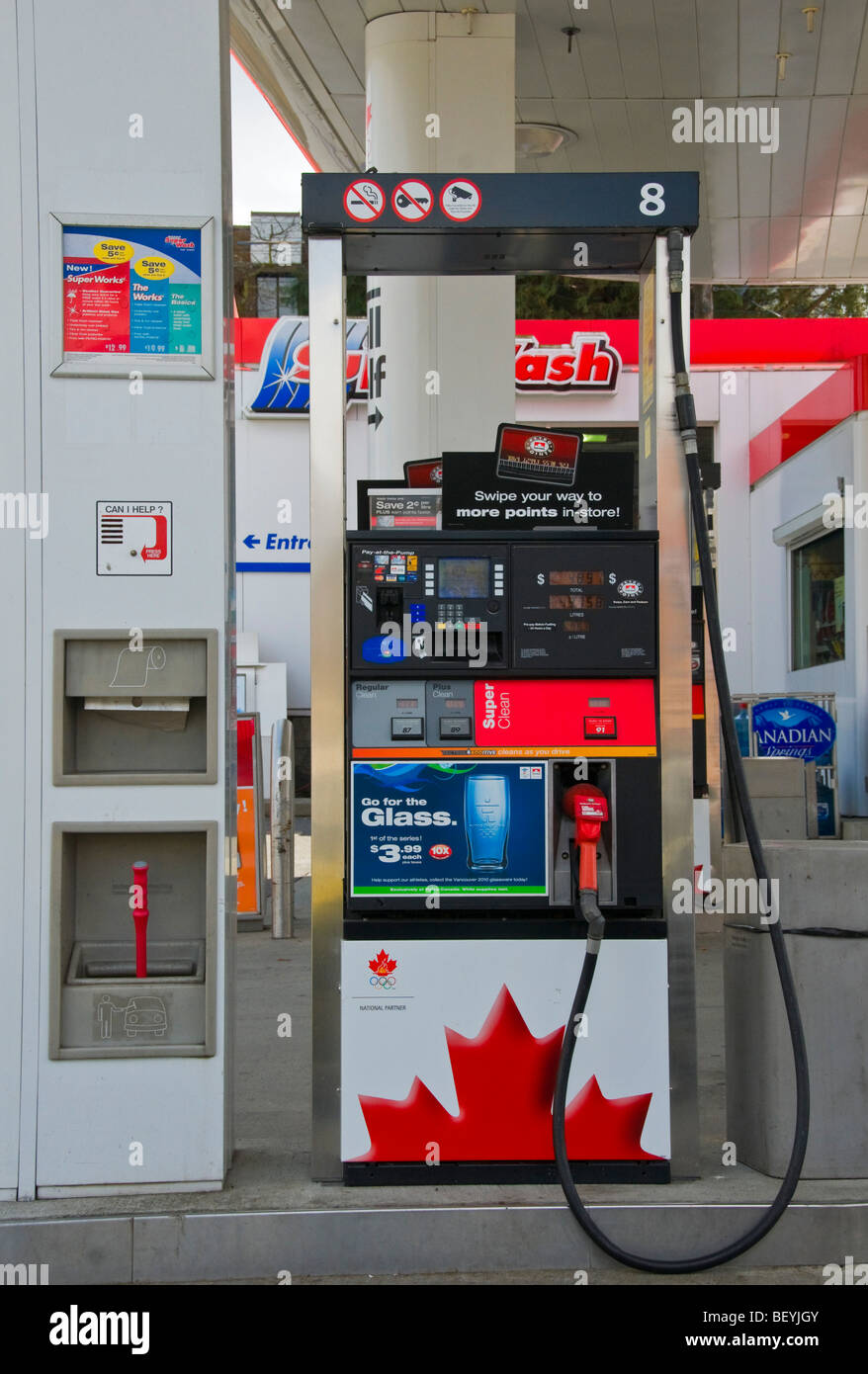 how to buy gas station in canada