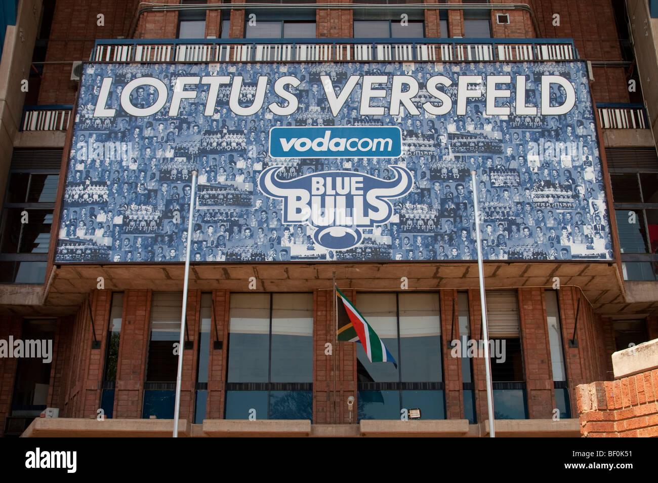 Loftus Versfeld Stadium, Pretoria - Stock Image