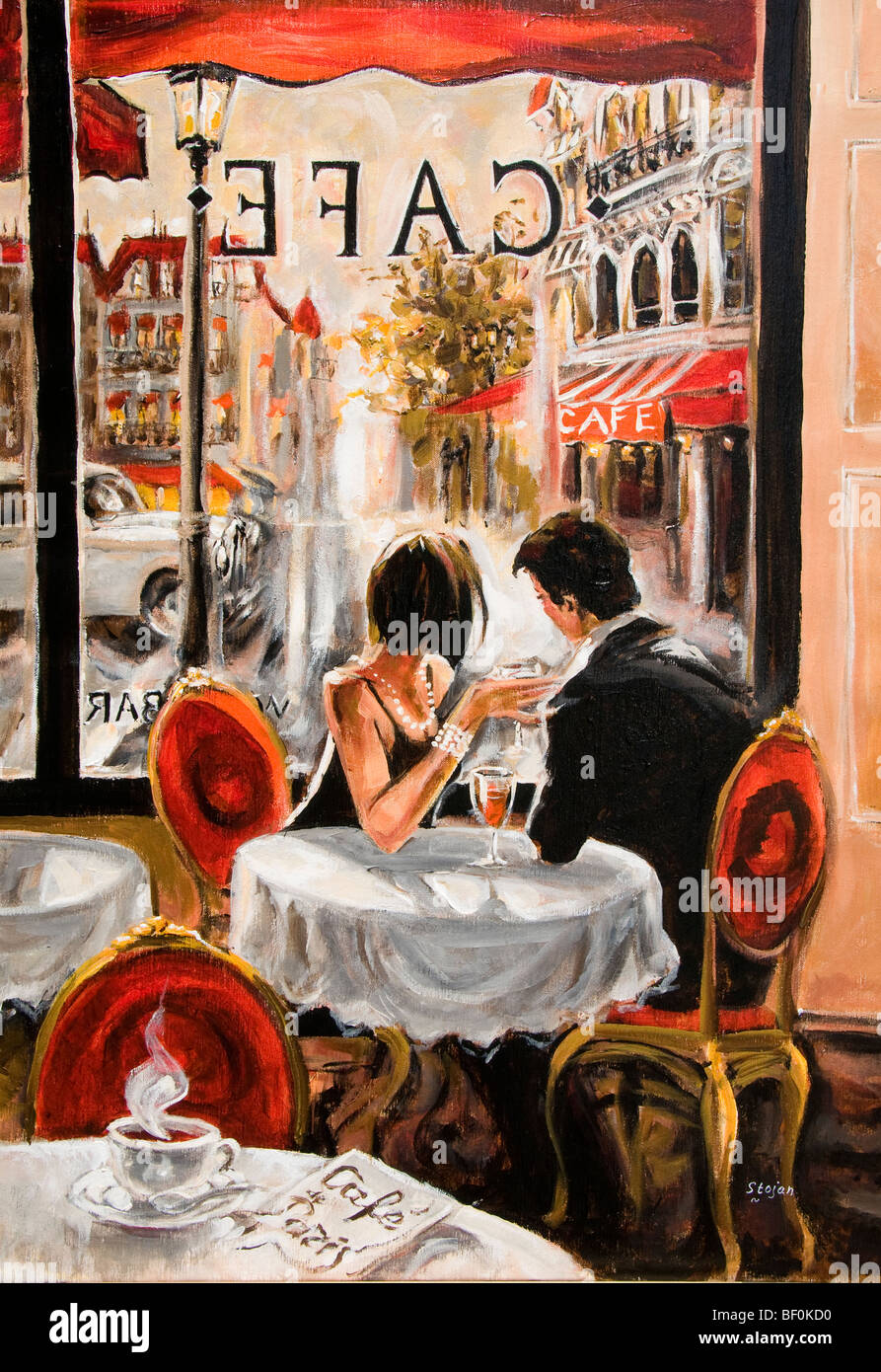 Lina S Cafe Paris
