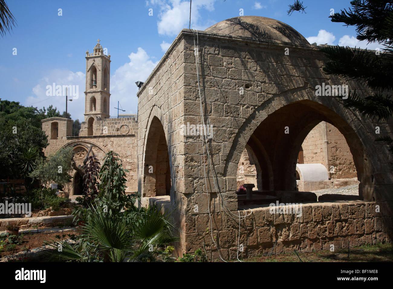 ayia napa monastery republic of cyprus - Stock Image