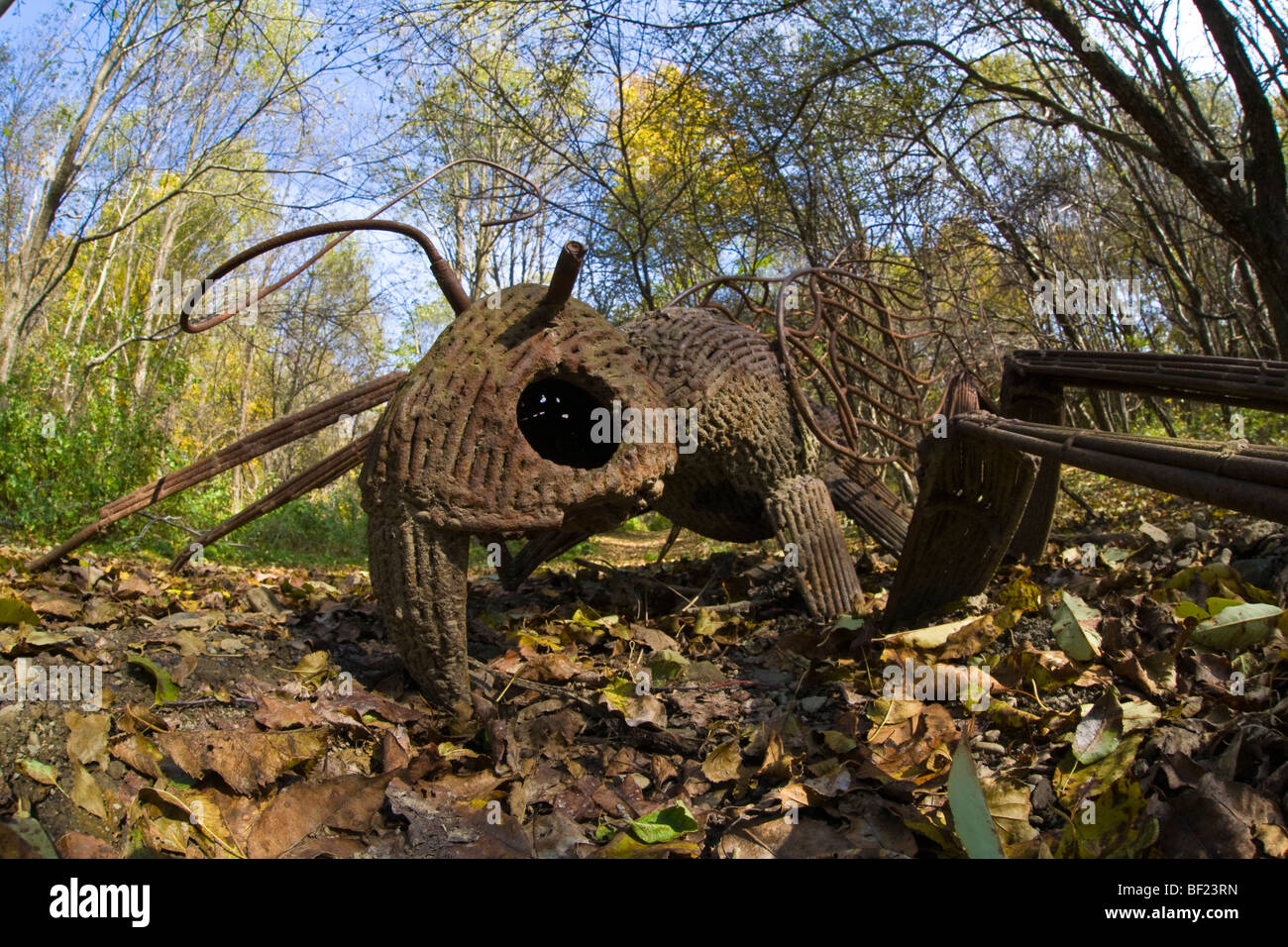 Insect Sculptures Stock Photos & Insect Sculptures Stock Images - Alamy