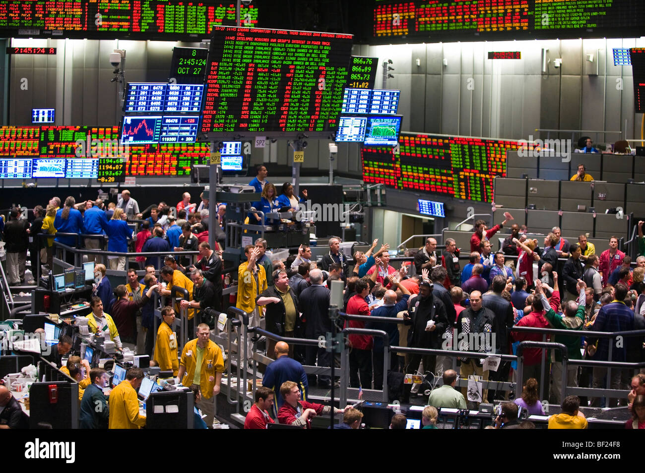 Sad Guys On Trading Floor - Gallery | eBaum's World