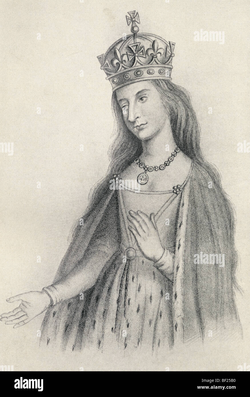 Catherine of Valois 1401 to 14...