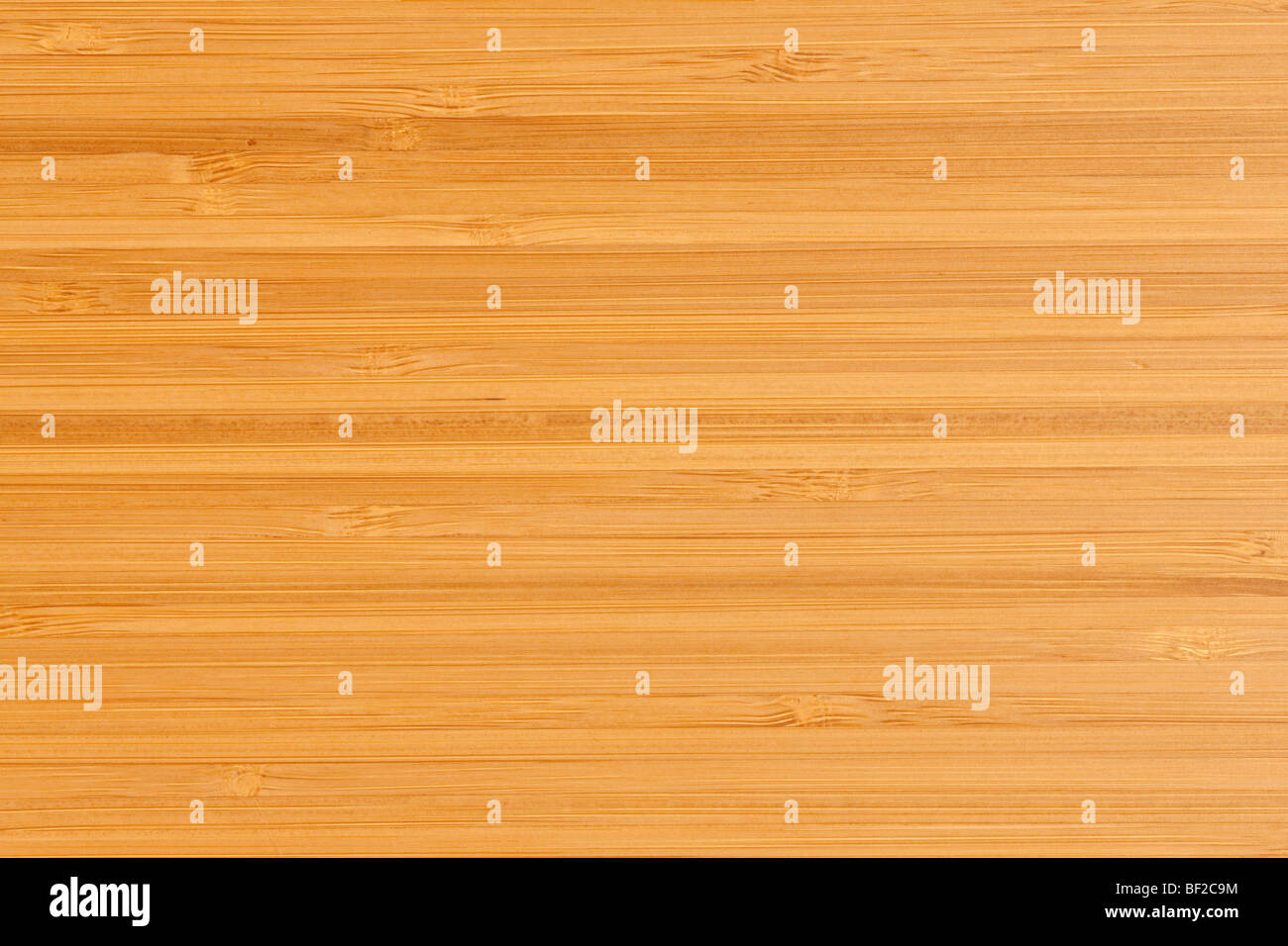 Bamboo background board. horizontal pattern - Stock Image