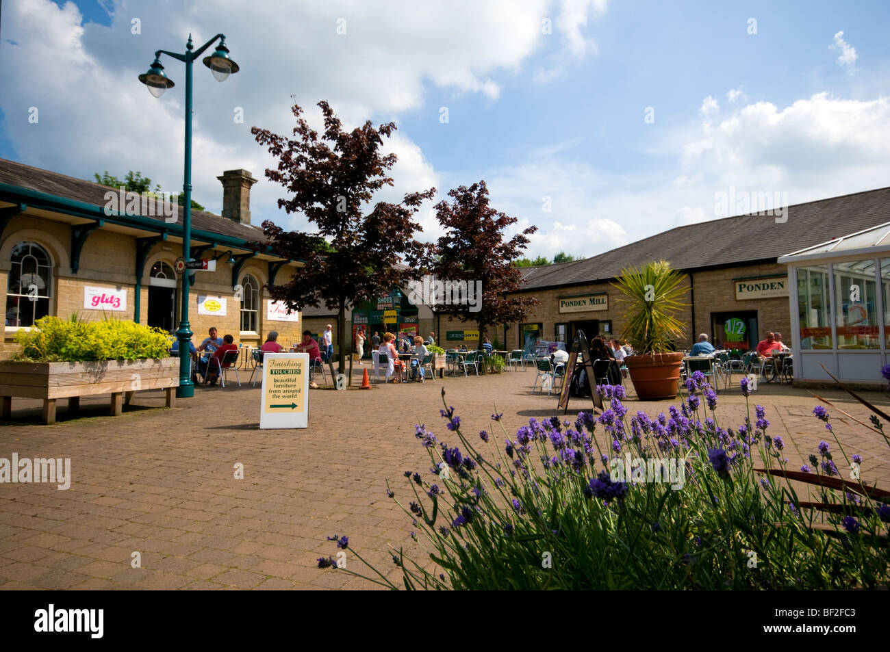 separation shoes 938f3 ff142 Rowsley retail outlet near Bakewell in Derbyshire Peak ...