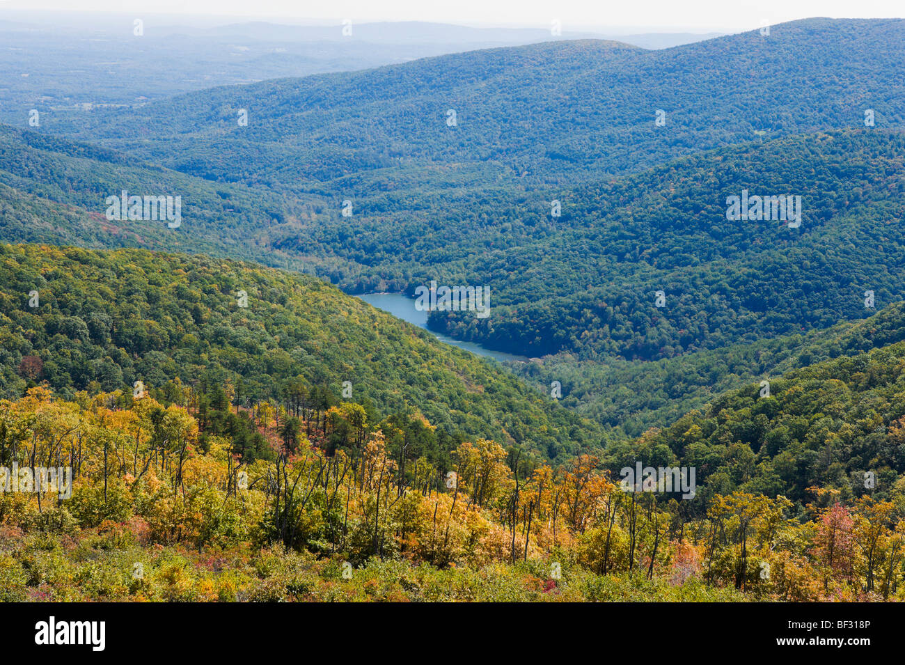 Moorman overlook