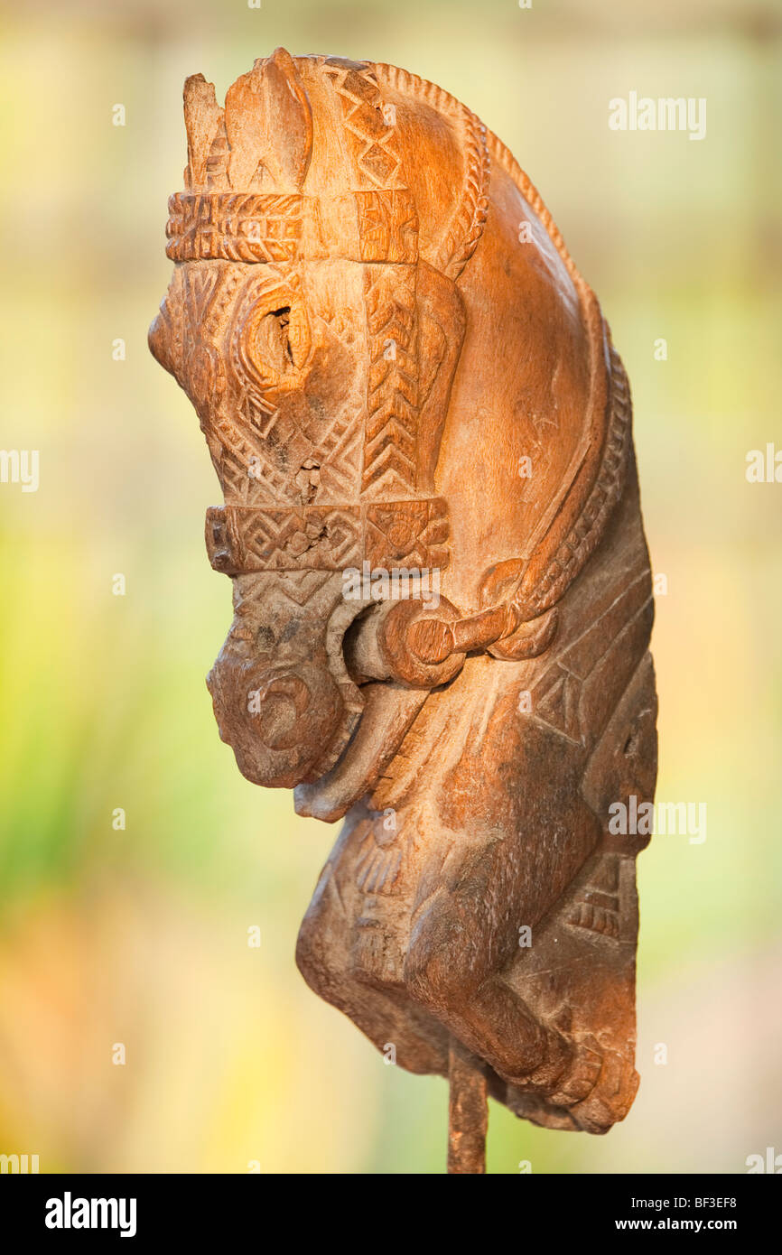 Wooden Horse Head High Resolution Stock Photography And Images Alamy