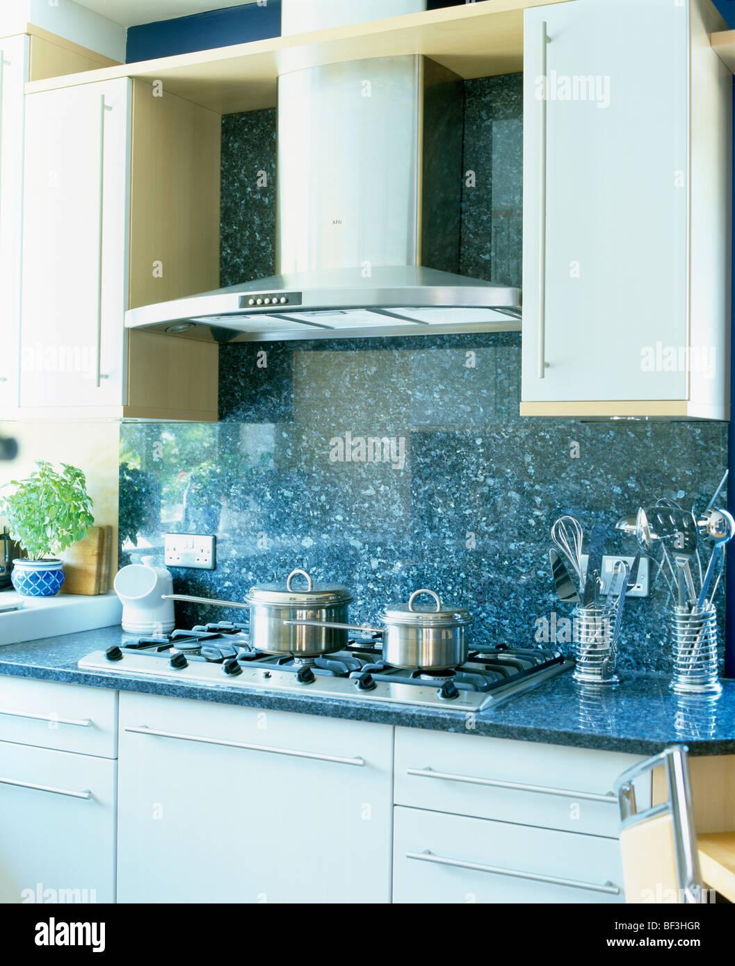 Interior Kitchen Detail Town Stock Photos & Interior Kitchen Detail ...