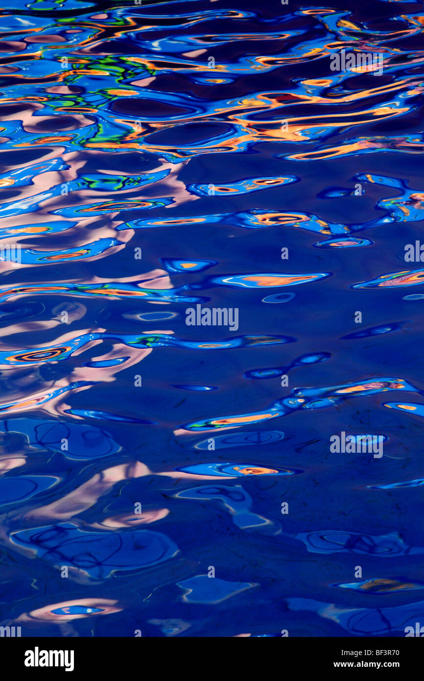 Water Abstract - Stock Image