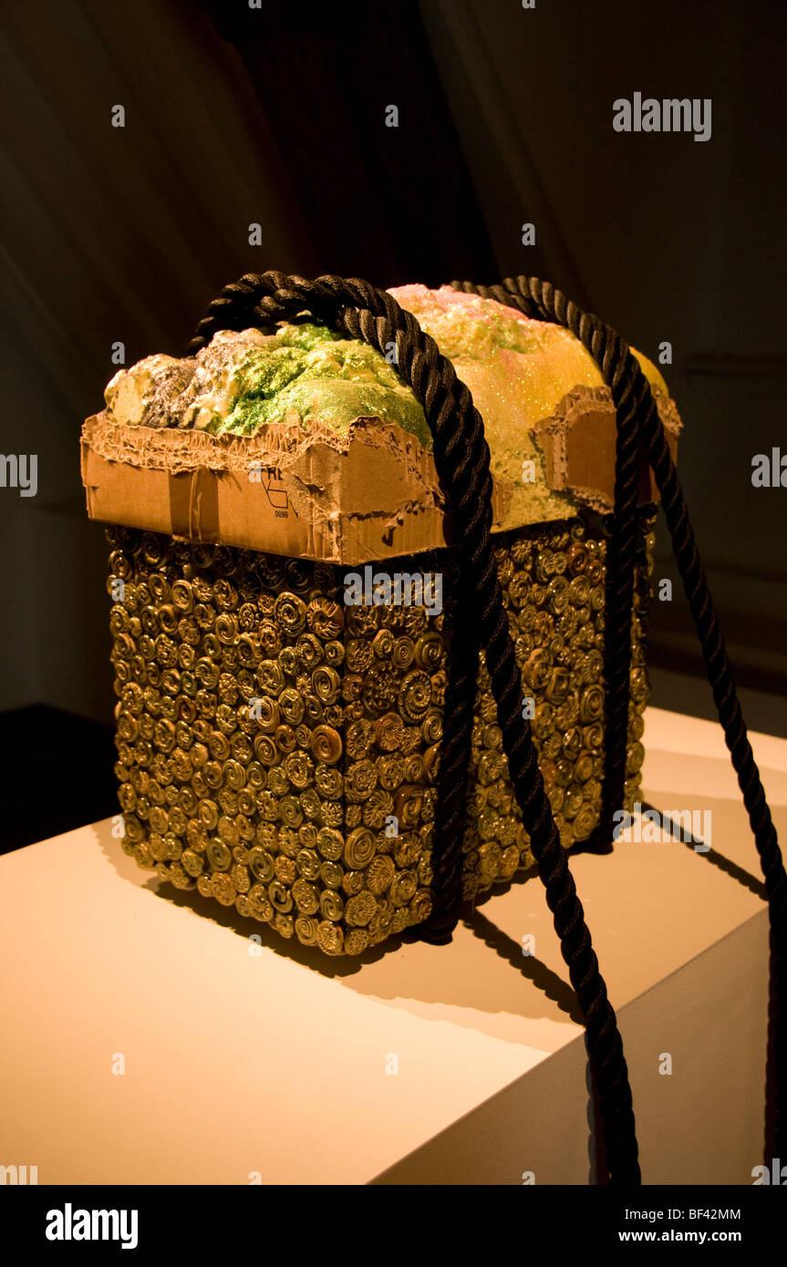Killing Treasures Anama Ponce Vasquez Spain Spanish - Stock Image