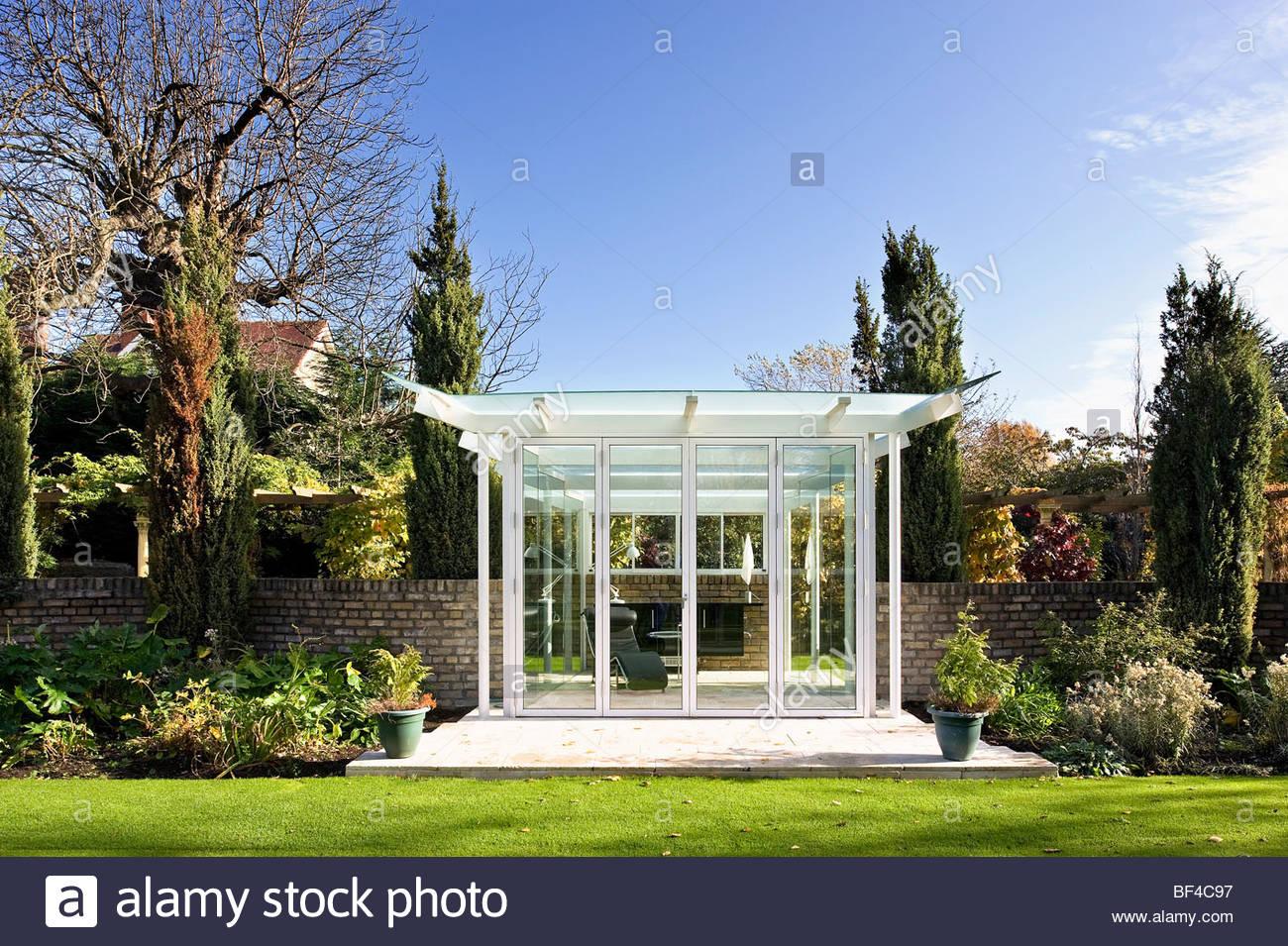 garden pavilion. Glass Garden Pavilion D