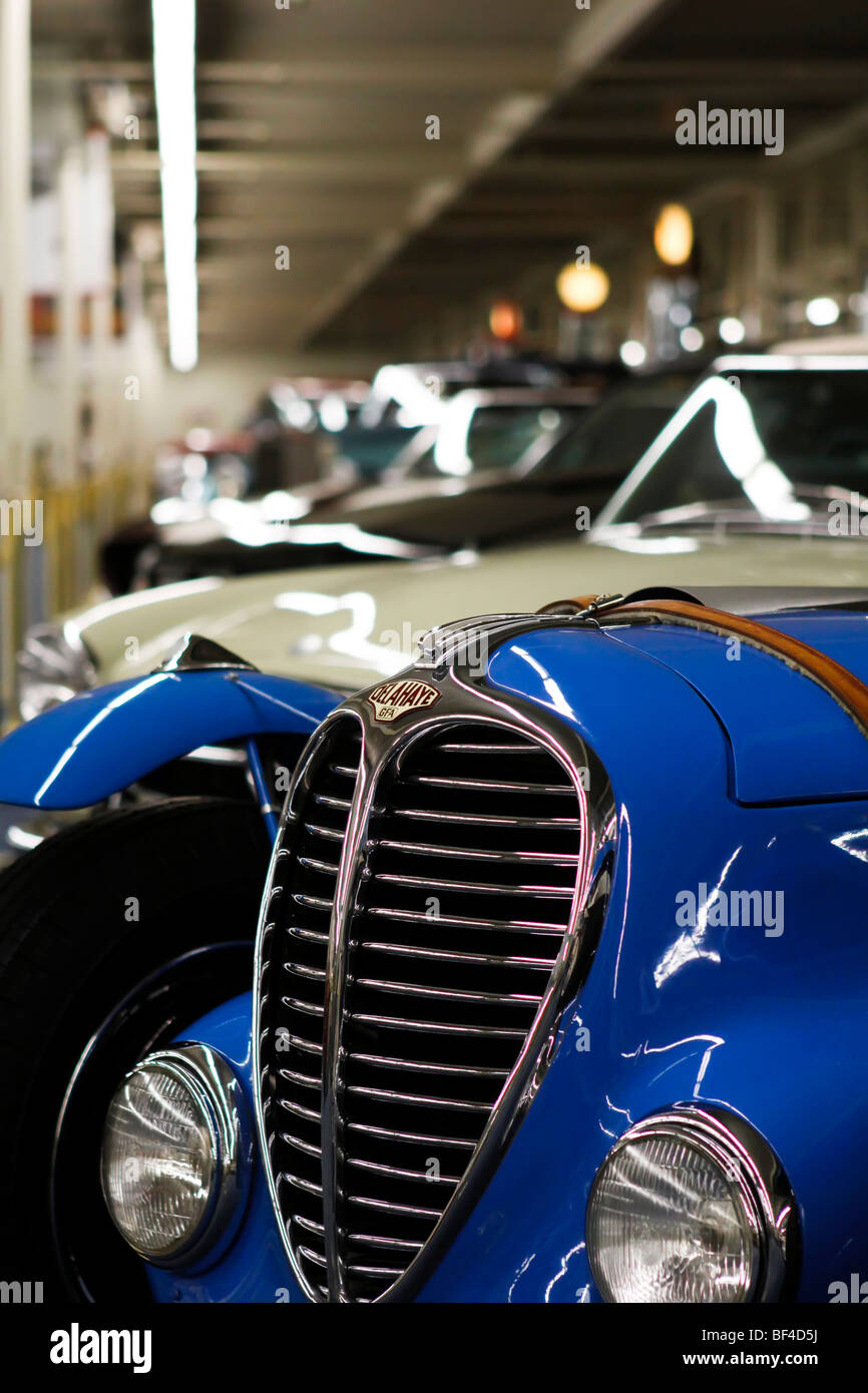 Vintage cars, Auto Collection in Imperial Palace Hotel, Las Vegas ...