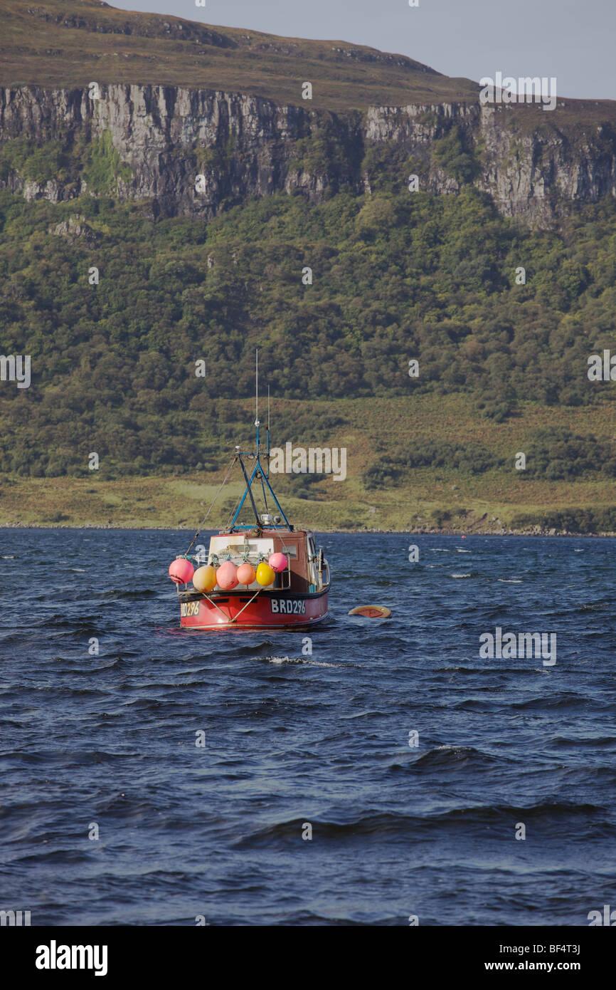 Stein, Isle of Skye, Inner Hebrides, Scotland - Stock Image