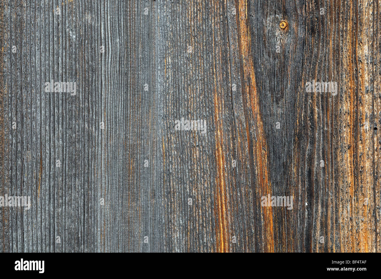 Old wooden texture - can be used as background - Stock Image