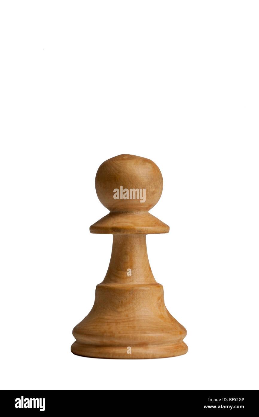 Pawn Chess Piece - Stock Image