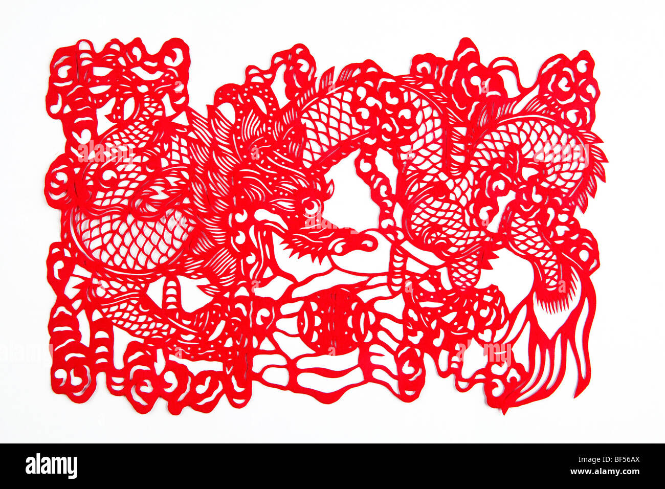chinese paper cutting templates dragon.html